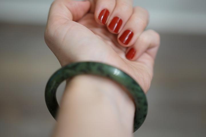 Greenstone_Bracelet 2